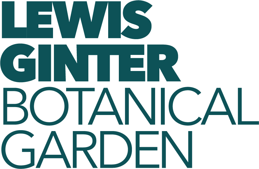 Lewis Ginter Botanical Garden Word Mark